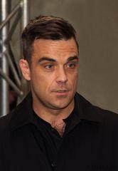 Robbie Williams bei der Premiere von Cars 2 in München