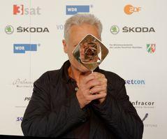 Robert Atzorn bei der Grimme-Preis-Verleihung 2013