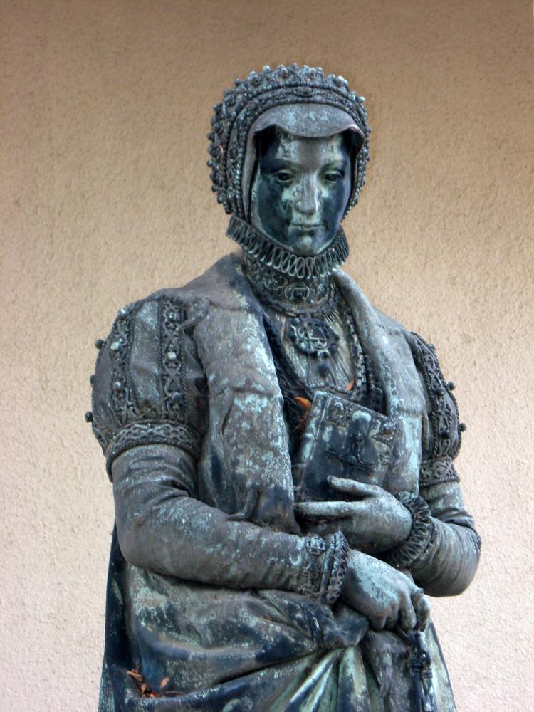 Robert Henze I Königin von Dänemark alter Annenfriedhof Dresden