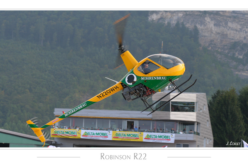 ..:: Robinson R22 ::..
