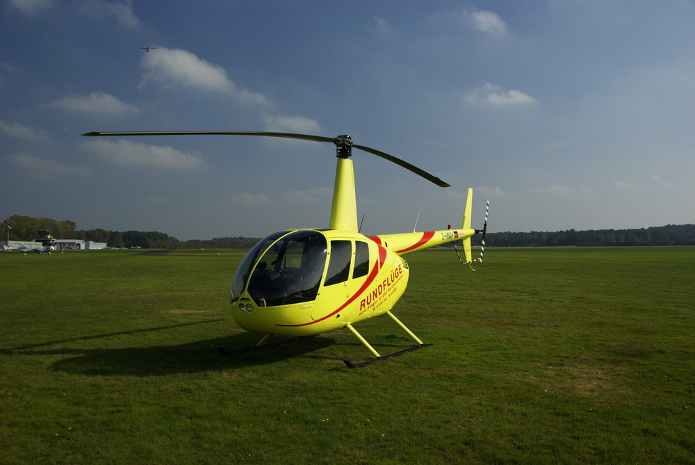 Robinson R44 Astro #2