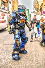 Robocop@Karneval in Oberhausen