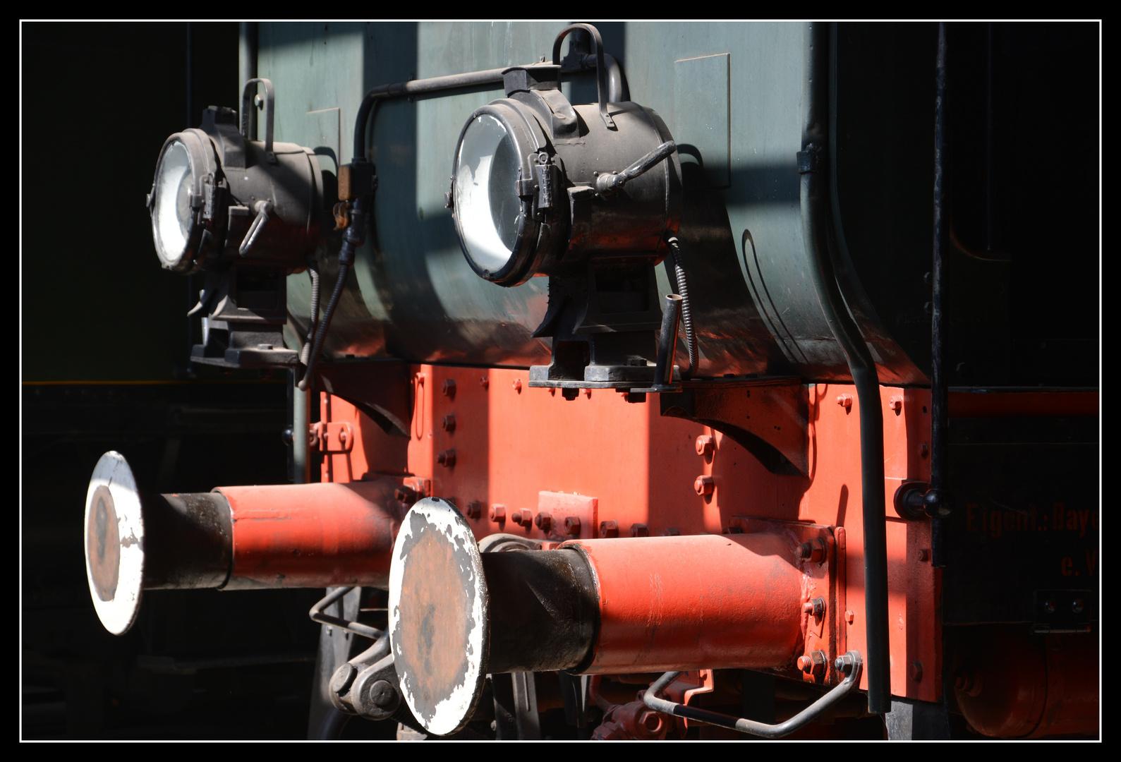 Robuste Eisenbahntechnik…