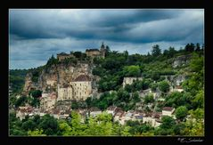 Rocamadour.. ein wunderbares Städtchen...