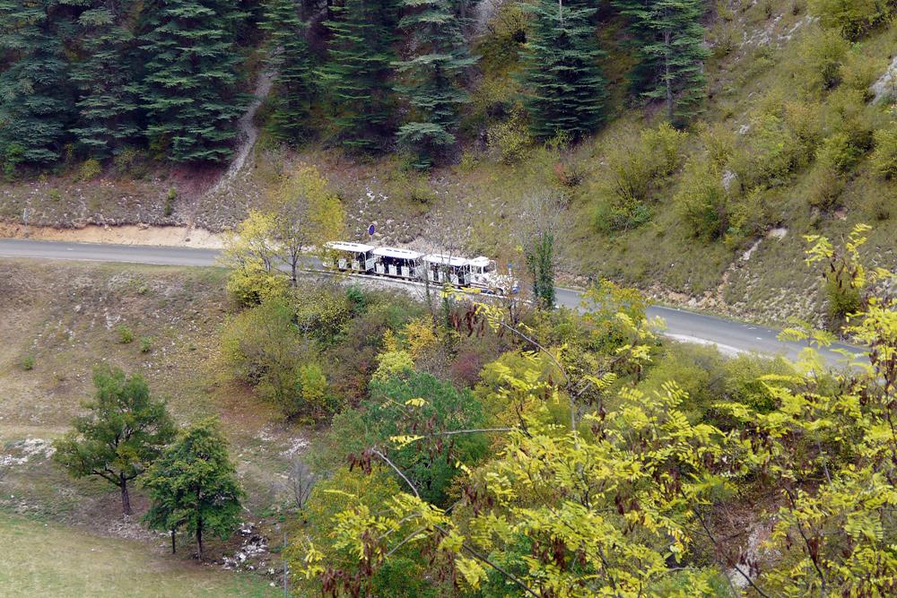 Rocamadour - es geht steil aufwärts