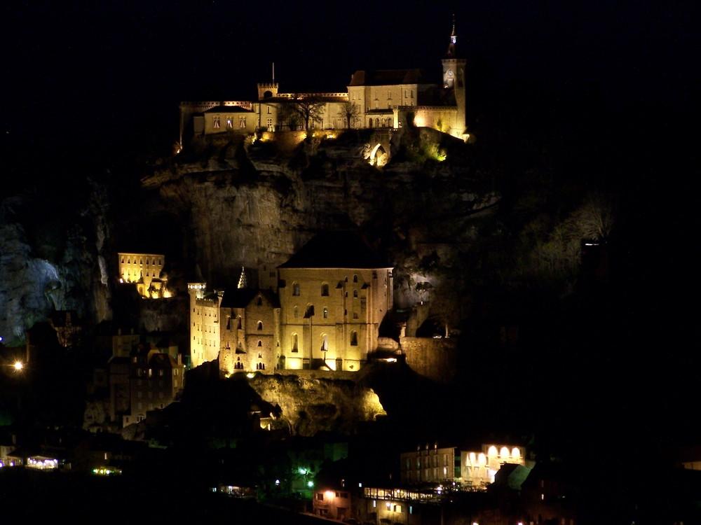 Rocamadour - night