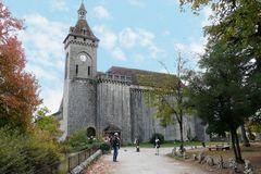 Rocamadour -- Wallfahrtskirche