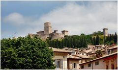Rocca Mediovale a Assisi