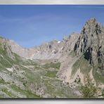 Rocca Rossa dal sentiero Piergiorgio Frassati