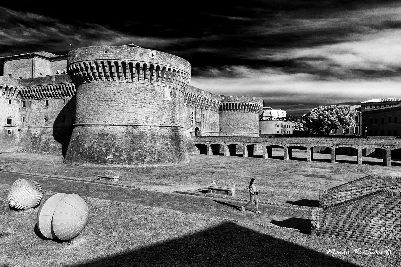 Rocca Roveresca a Senigallia