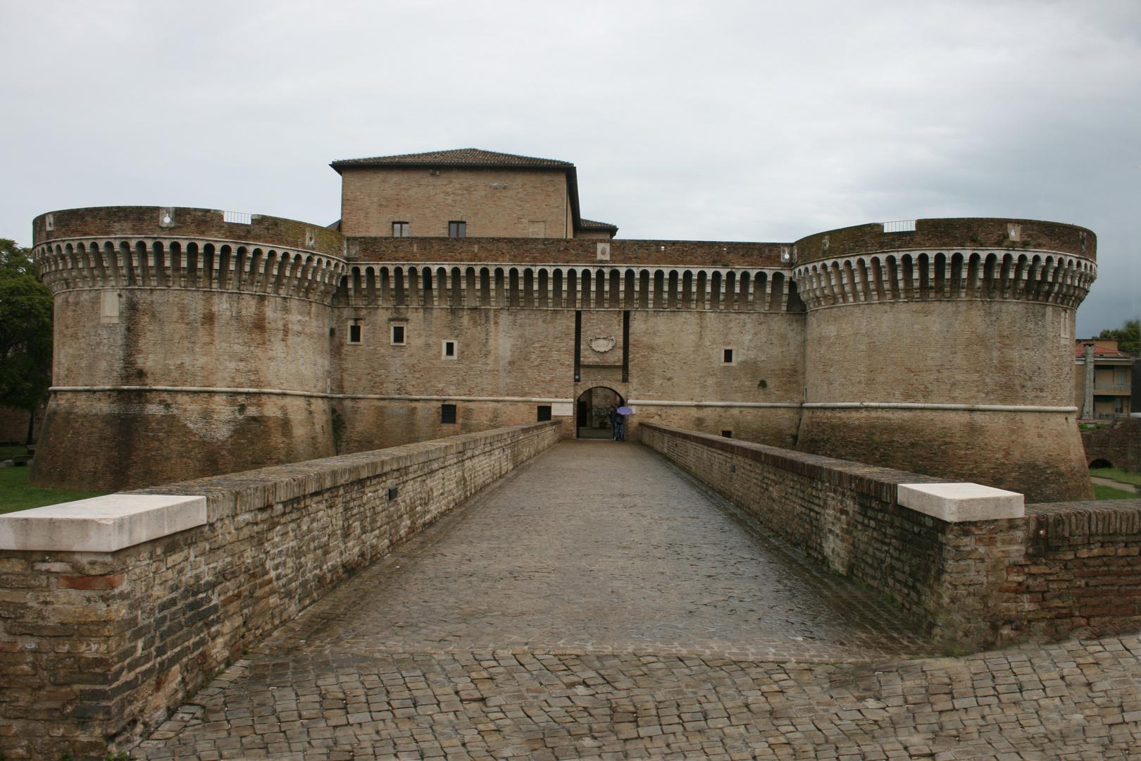 Rocca Roveresca a Senigallia ( da Tesori nelle Marche)
