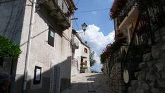 Roccacaramanico-Abruzzen