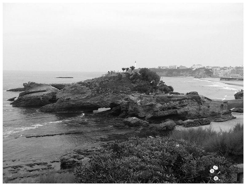 Rocher de la Vierge (Biarritz)