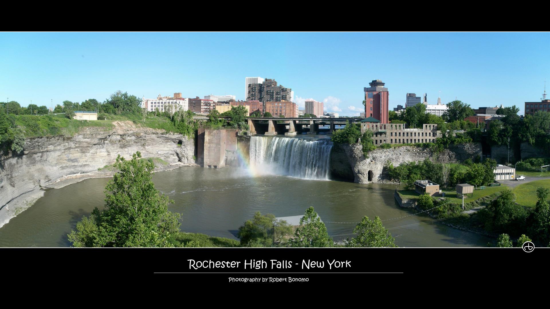Rochester High Falls (New York)