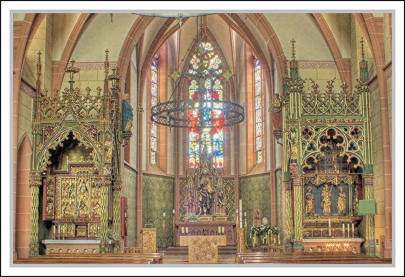 Rochuskapelle in Bingen