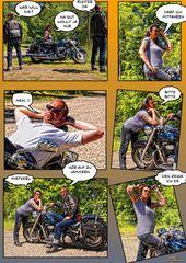 Rock-a-Billy Comic