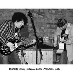 Rock and Roll can never die