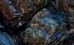 rock formations - adirondacks, USA