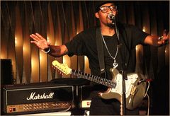 ROCK JAZZ Gitarre Eric Gales Stuttgart Feb14-April14