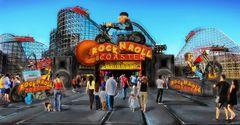 Rock n Roll Coaster