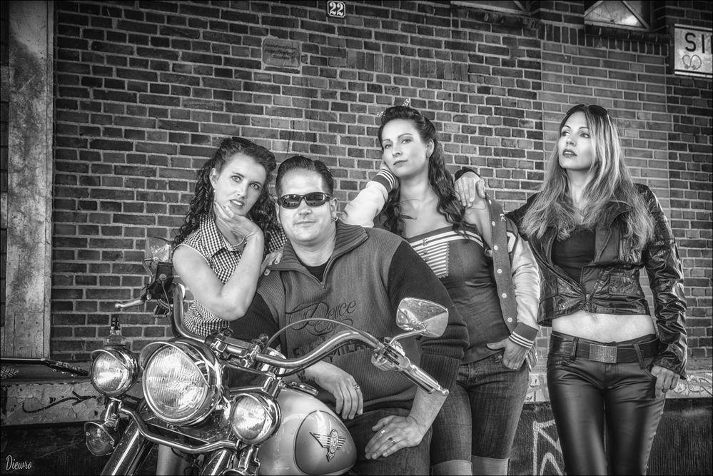 Rockabilly Crew
