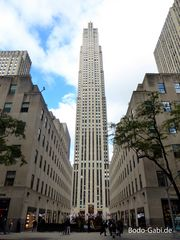 Rockefeller Center / Top of the Rocks