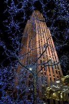 Rockefeller Center zur Weihnachtszeit