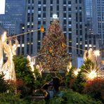 Rockefeller Christmas 2010