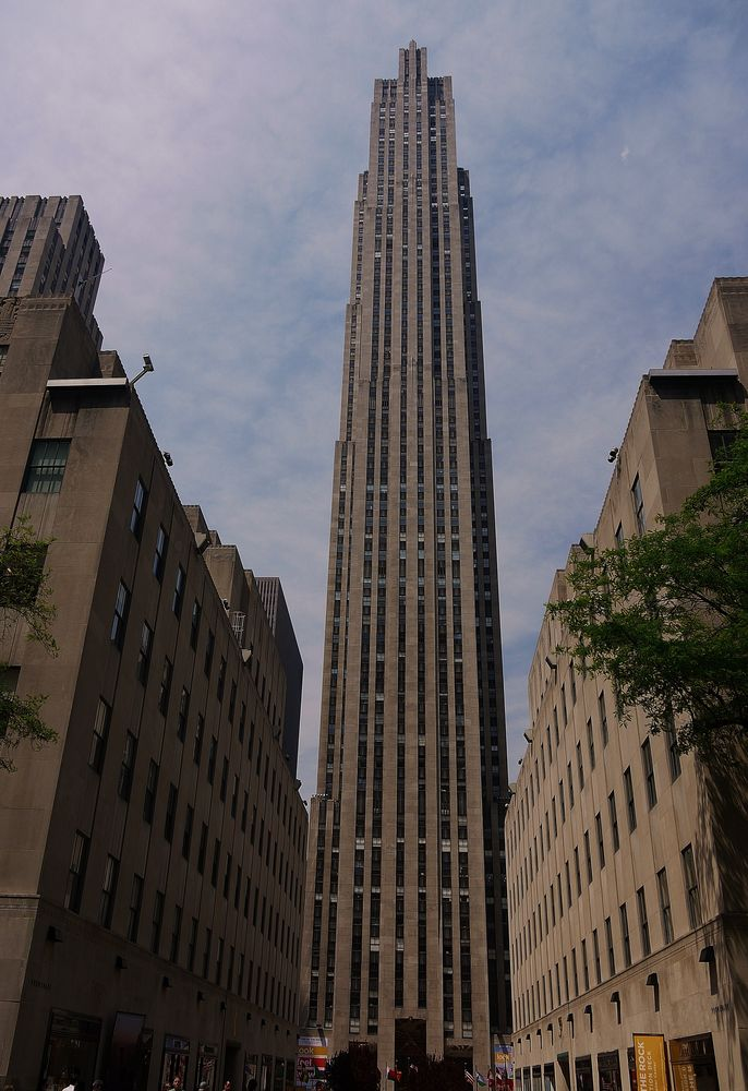Rockefeller ...