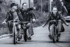 Rocker-Gang