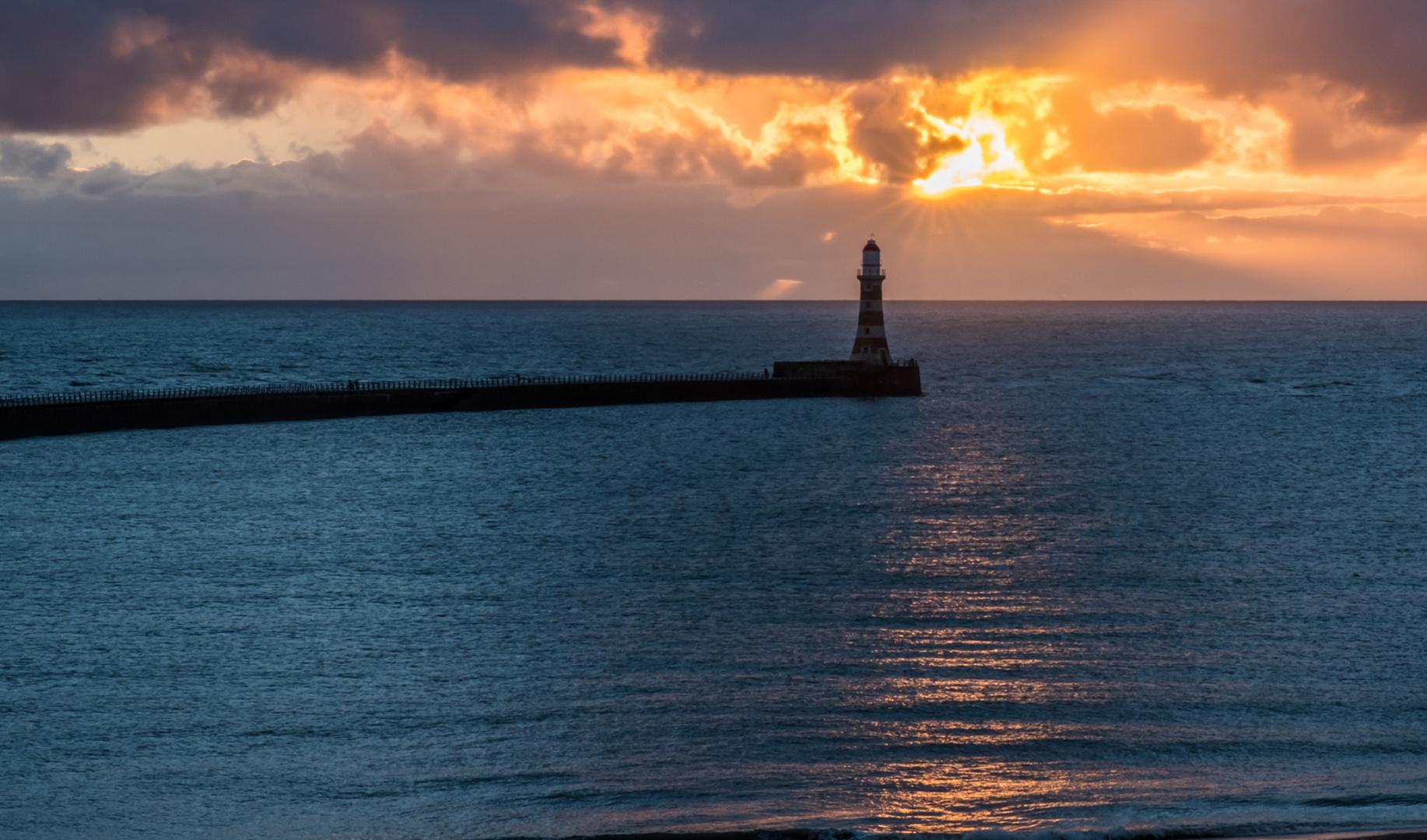 Rocker lighthouse