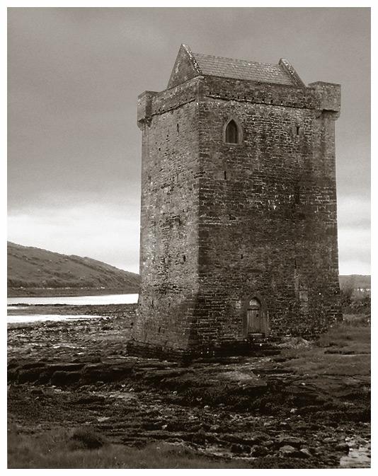 Rockfleet Castle - Unterschlupf der Piraten-Queen Grace O`Malley