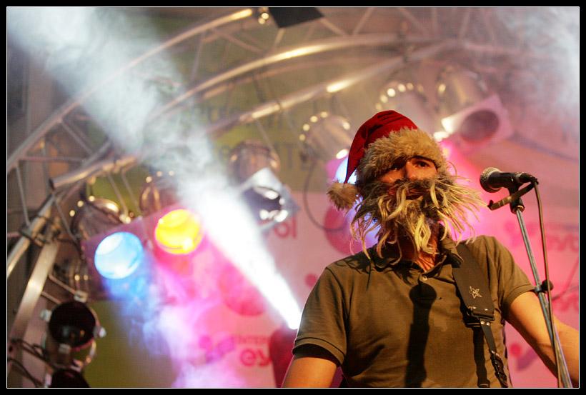 Rockin' Santa