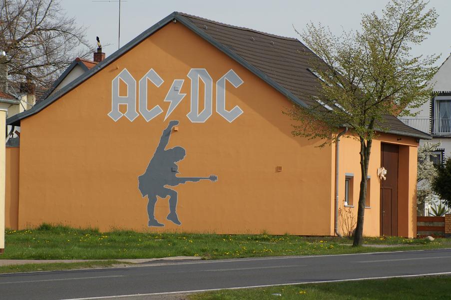 Rock'n Roll in Dietersdorf bei Treuenbrietzen