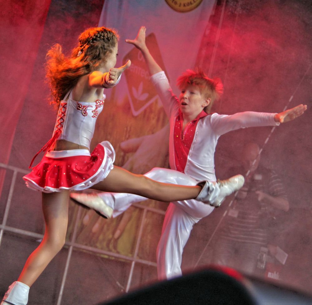 Rock`n Roll Jugendmeister uas Moskau