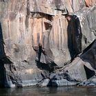 Rocks at St Croix river