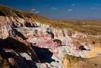 Rocks in Technicolor