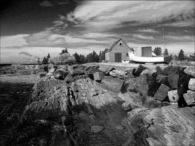 ROCKY SHORES - NOVA SCOTIA