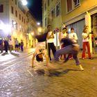Roda in piazza