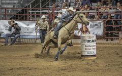 """Rodeo """"Barrel racing 2"""""""
