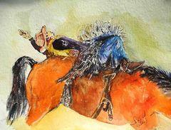Rodeo - Westernreiter