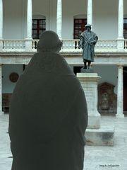 Roderic de Borja-Lluís Vives. Diàleg visual