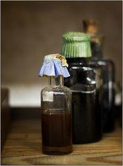 Röckchen für kleine Flaschen
