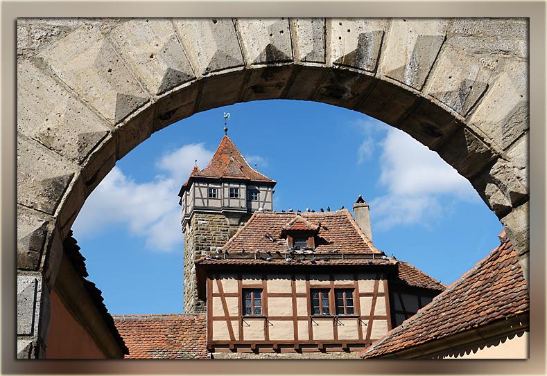 Rödertor in Rothenburg o. T.
