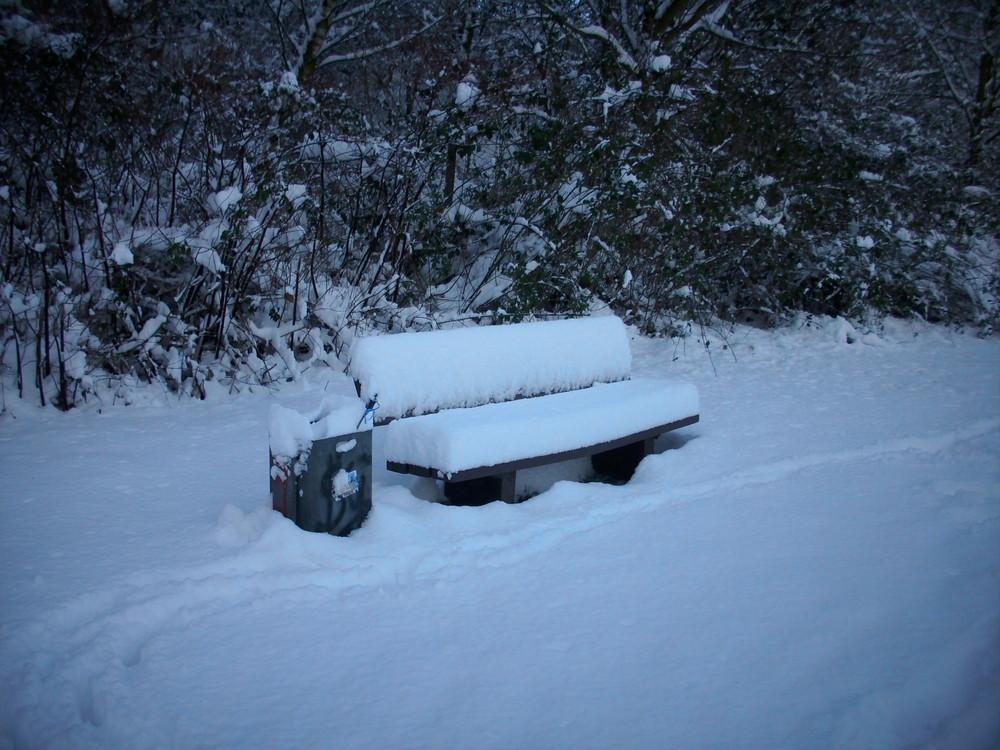 Röhlinghausen im Schnee 11