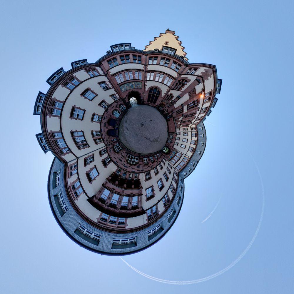 Römer Innenhof