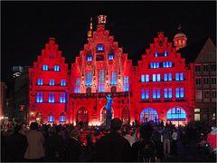 Römer Rot Blau