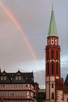 Roemer under a rainbow