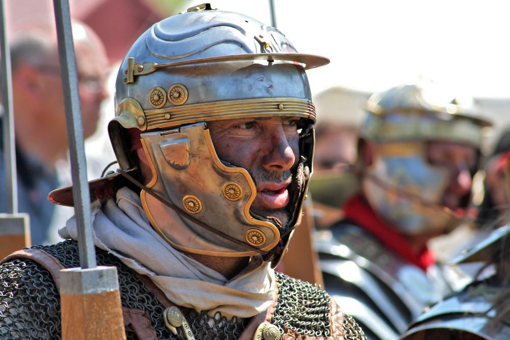 Römer vor der Varusschlacht