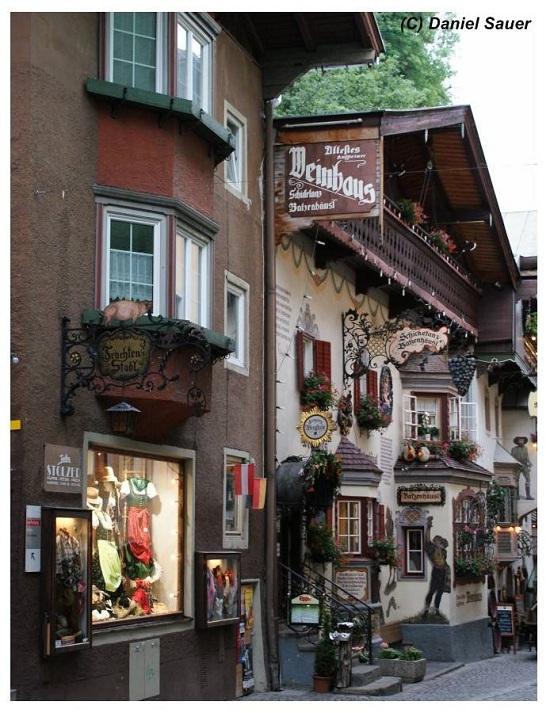 Römergasse in Kufstein